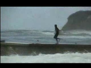Surfing Accident