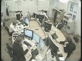 Office Jerk Beat Up