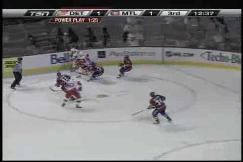 Awesome Hockey Save