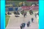Motocycle racing