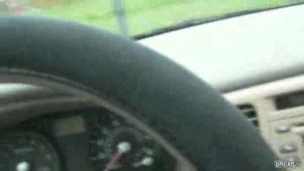 Automobile Theft Prank on Friend