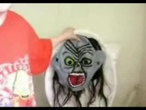 Toilet Scare Prank
